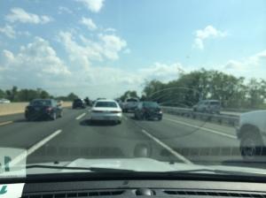Memorial Day Weekend Traffic